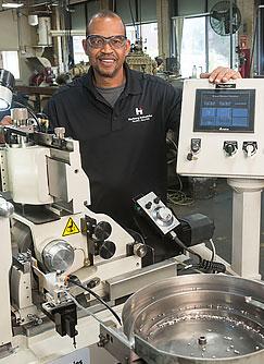 Custom Precision Machining Facilities